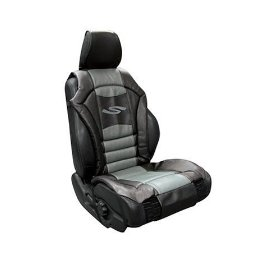 Show details of Type S CU00975-4 Seat Cover, Sportex, Grey.