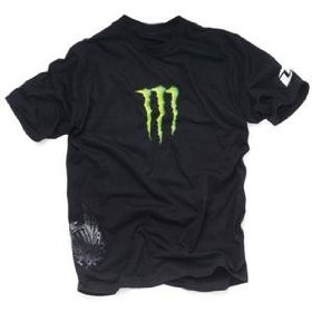 Show details of One Industries Monster T-Shirt - Large/Black.