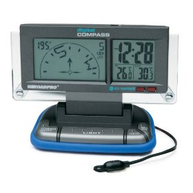"Show details of Digital Compass with Time, Temperature and Ice Alert - 3 """"AAA""""""."