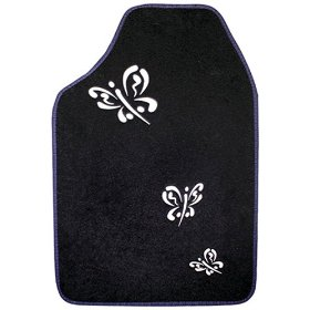 Show details of Butterfly Floormats.