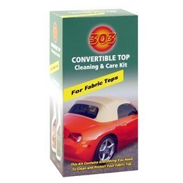 Show details of 303 Fabric Convertible Top Cleaner & Protector Kit (030520).