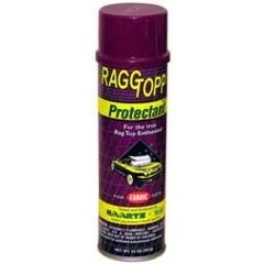 Show details of RaggTopp Convertible Top Fabric Protectant.