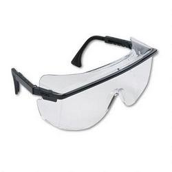 Show details of Safety Glasses - Over Glass - Astro OTG 3001 - Black/Clear.