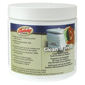 Show details of Century 6227 Clean N Fresh Toilet Bowl Cleaner.