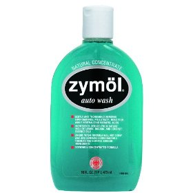 Show details of Zymol Z505 Natural Concentrated Auto Wash, 16 ounces.