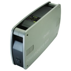Show details of Xantrex Technologies 852-0400 XPower PowerSource 400-Watt Portable Inverter.