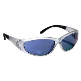 Show details of AO Safety 90983 XF303 X-Factor Eyewear Safety Glasses with Blue Lenses.