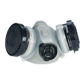 Show details of AO Safety 95115 Paint Pesticide Respirator.
