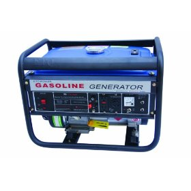 Show details of Eastern Tools & Equipment TG3600 3,600 Watt 6.5 HP 196cc 4-Cycle OHV Gas Powered Portable Generator.