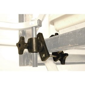 Show details of Chopshop Saw Hood Mounting Brackets, 2-Pc. Set.