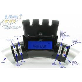 Show details of vrbt330v Steering Wheel Bluetooth Hands Free Car Kit.