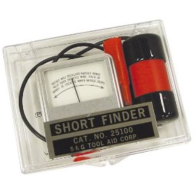 Show details of SG Tool Aid 25100 Short Tester.