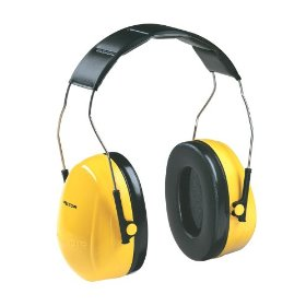 Show details of Peltor H9A Optime 98 Over-the-Head Earmuffs.