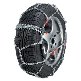 Show details of Thule 10mm CS10 Super-Premium Passenger Car Snow Chain, Size 065 (Sold in pairs).