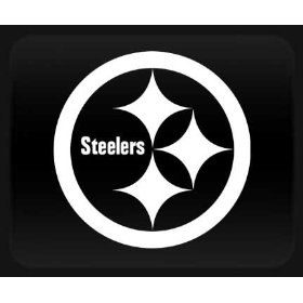 Show details of Pittsburgh Steelers Sticker Decal.