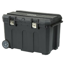 Show details of Stanley Consumer Storage 037025H 50 Gallon Mobile Chest.