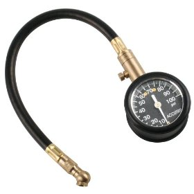 Show details of Accutire MS-5010 Heavy Duty Dial Tire Gauge.