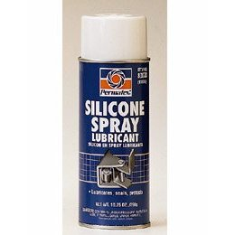 Show details of Permatex 80070 Silicone Spray Lubricant, 16 oz Aerosol Can.