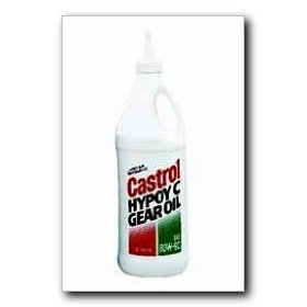 Show details of Castrol Hypoy C Gear Oil quart.