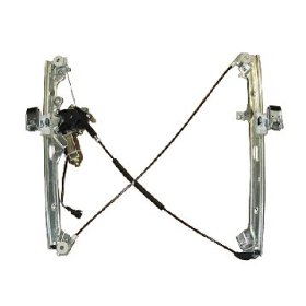 Show details of 99-06 Chevy Silverado Power Window Regulator with Motor Driver's Side.