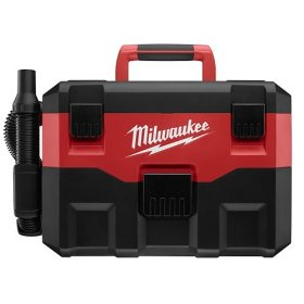 Show details of Milwaukee 0880-20 18-Volt Cordless Wet/Dry Vacuum.