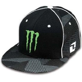 Show details of One Industries Monster Race Hat - Small/Medium/Black.