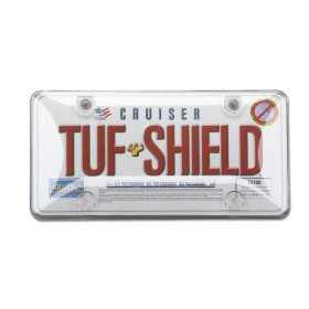 Show details of Cruiser Accessories 73100 Tuf-Shield, Polycarbonate, Clear.