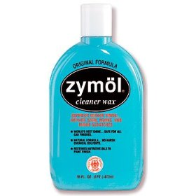 Show details of Zymol Natural Liquid Cleaner Wax 16 fl. oz..
