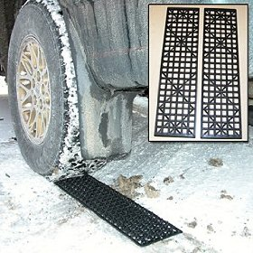 Show details of CAR TRACTION MATS.