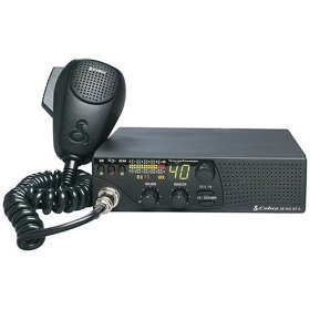 Show details of Cobra 18 WX ST II 40-Channel CB Radio with 10 NOAA Weather Channels.