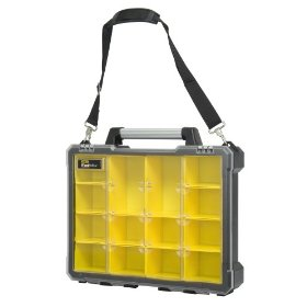 Show details of Stanley Consumer Storage 014450R FatMax Pro XL Organizer with Shoulder Strap.