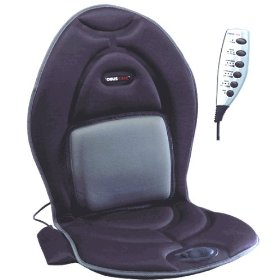 Show details of ObusForme Personalized Comfort Features Inflatable Lumbar Support.