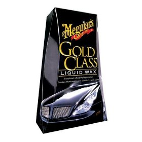 Show details of Meguiar's G-7016 Gold Class Clear Coat Wax Liquid. 16 oz..