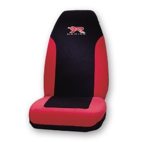 Show details of Red R Racing Universal-Fit Bucket Seat Cover.