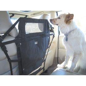 Show details of Backseat Barrier.