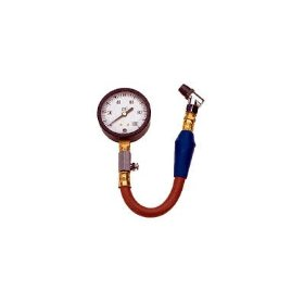 Show details of Moroso 89570 Tire Pressure Gauge, Dial Type, 0-100 psi.