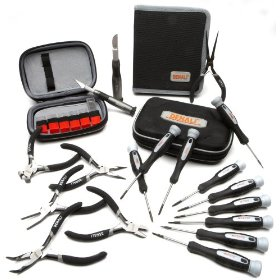 Show details of Denali 39-Piece Precision Tool Set.
