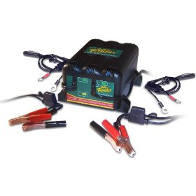 Show details of Deltran Battery Tender 12-Volt 1.25 Amp 2-Bank Battery Management System.
