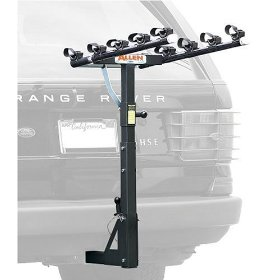 Show details of Allen Deluxe 5-Bike Hitch Mount Rack (2-Inch Receiver).