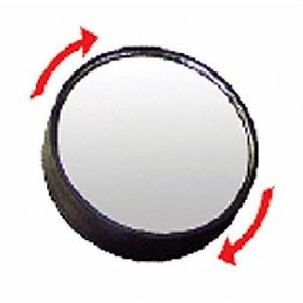 "Show details of CIPA 49104 2"" Round Adjustable Stick-On Convex""."