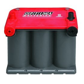 Show details of Optima Batteries 8022-091 75/25 RedTop Starting Battery.