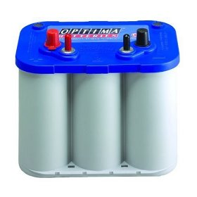 Show details of Optima Batteries 8016-103 D34M BlueTop Dual Purpose Battery.