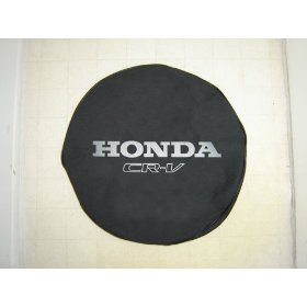 Show details of Honda CRV Spare Tire Cover.