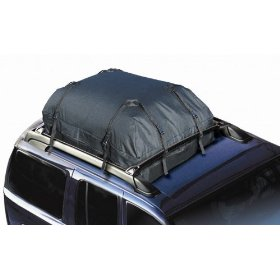 Show details of Keeper 07203 Waterproof Roof Top Cargo Bag, hold 15 cubic feet.
