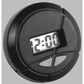 Show details of Custom Accesssories CU72226 Stick on Round Clock.