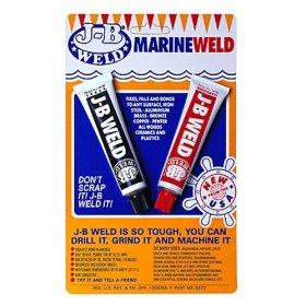 Show details of J-B Weld 8272 Marine Weld.