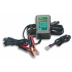 Show details of Deltran 021-0127 Battery Tender Junior 6-Volt .75 Amp Charger.