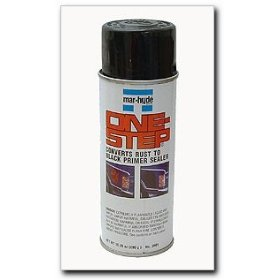 Show details of One-Step Rust Converter Primer Sealer, 10 oz. aerosol.