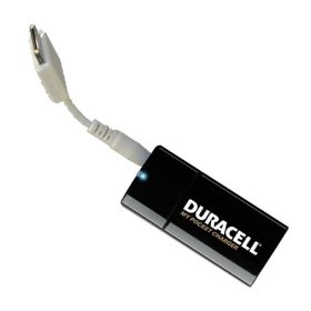 Show details of Duracell MyPocket Charger for iPod #852-0227.