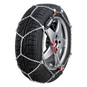 Show details of Thule 9mm CG9 Premium Passenger Car Snow Chain, Size 090 (Sold in pairs).